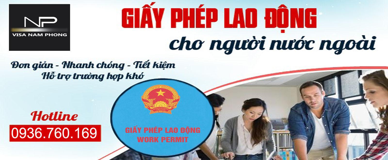 giay phep lao dong tai hai phong